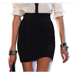 NWOT Rock & Republic bandage miniskirt